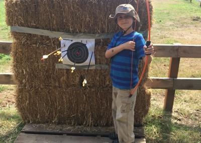 Sharpshooter Zeke!